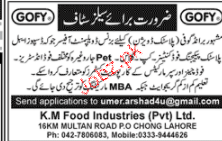 Business Development Officers Job Opportunity