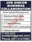 Business Coordinators Job Opportunity