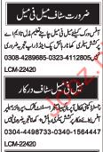 Registered company Job Opportunities
