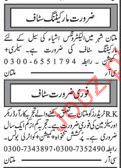 Sales Man Required For RK Trader