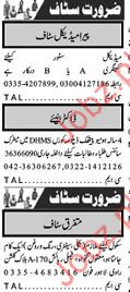 Paramedical Staff Required For Medical Stores