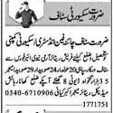 Jobs in China Fan Company Lahore