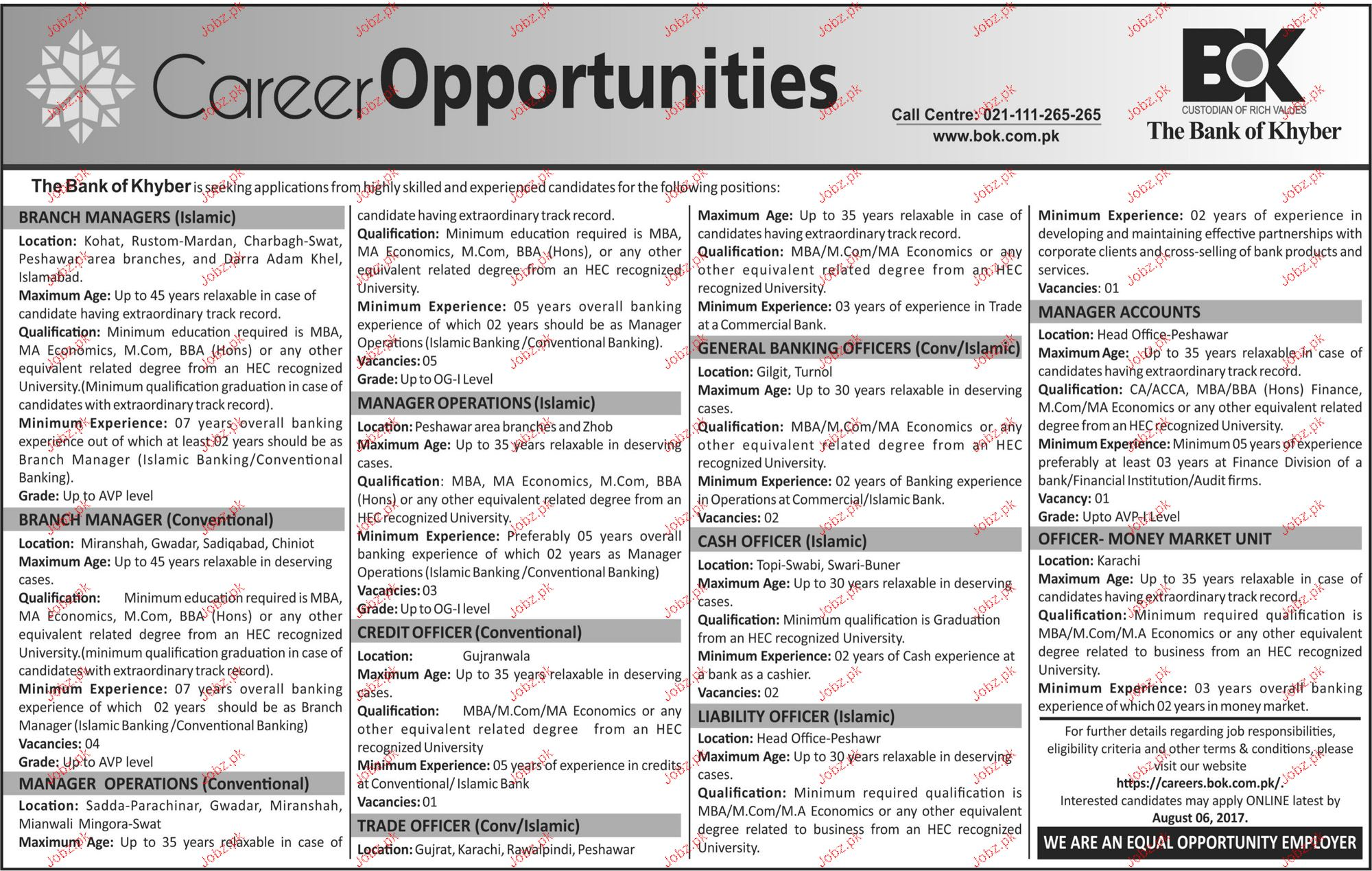 internship report the bank of khyber Bank of khyber (bok) jobs 2018 air lines all types army & police atomic energy banking clerks jobs engineers jobs fpsc government internship jobs jobs in ajk jobs.
