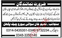 Reporter Required for Daily Mahasab