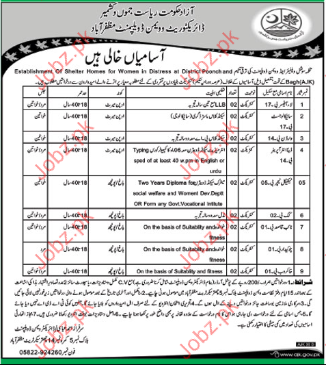 Data Entry Operator Job Opportunity in AJK Government