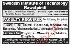 Jobs in Swedish Institute of Technology Jobs