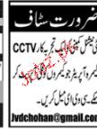 CCTV Camera Operators Job Opportunity