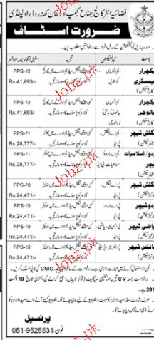 Lecturers, Senior Section Teachers Job Opportunity