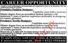 Fashion designing freelance jobs 6