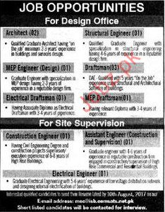 Architect Required For Design Office