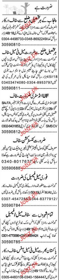 Civil Engineers, Safety Managers Job Opportunity