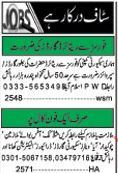 Security GUard Required For Security Company