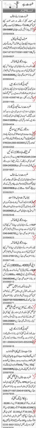 Telephone Operators, Electricians Job Opportunity