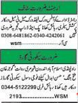 Job in Registered Company