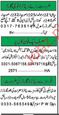 Retired Army Guards Required