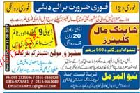 Shopping Mall Cleaners Job Opportunity