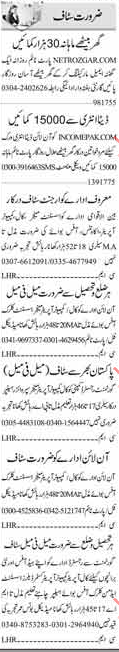 Assistant Manager Required For Private Office