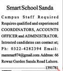 Smart School Required Accountant