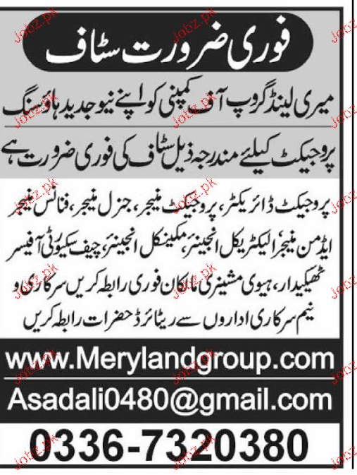 Project Manager, Mechanical Engineers Job Opportunity
