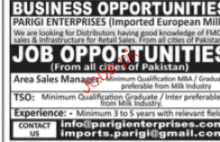 Business Coordinators Job Opportunity