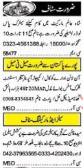 Loaders Required for Shah Alam Market