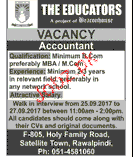 Accountant Job Opportunity