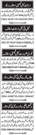 Data Entry & Office Helper Jobs 2017