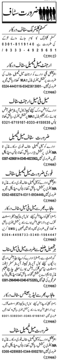 Computer Call Operator and Helper Jobs 2017