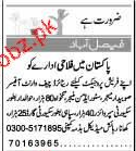 Retired Chief Warrant Officers, Naib Subdars Job Opportunity
