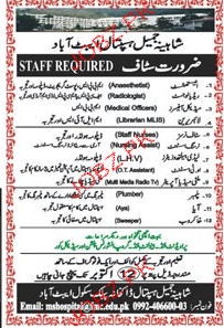 Medical Officers, Librarian, Radiologists Job Opportunity