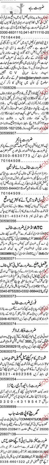 Heavy Duty Drivers, Accountant Job Opportunity