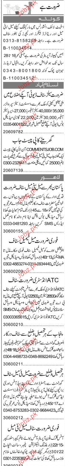 Retired Bankers, Teachers, Marketing Staff Job Opportunity