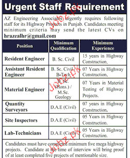 AZ Engineering Associates Jobs