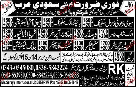 Heavy Diesel Mechanics, Hydraulic Mechanics Wanted