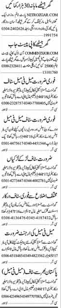 Call Operator, Supervisor & Data Entry Operator Jobs