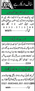 Security Guards & Driver Jobs