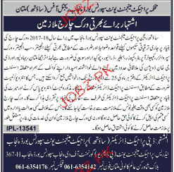 Project Management Unit Sports  PMU Jobs