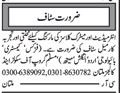 Male Teachers Jobs at Multan 2017