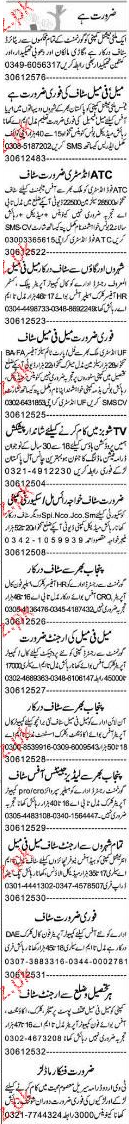 Part Time Sales Officers, Salesmen, Sales Officers Wanted