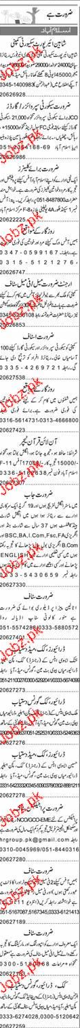 Security Supervisors and Security Guards Job Opportunity