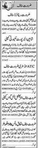 Multiple Staff Required For Multan