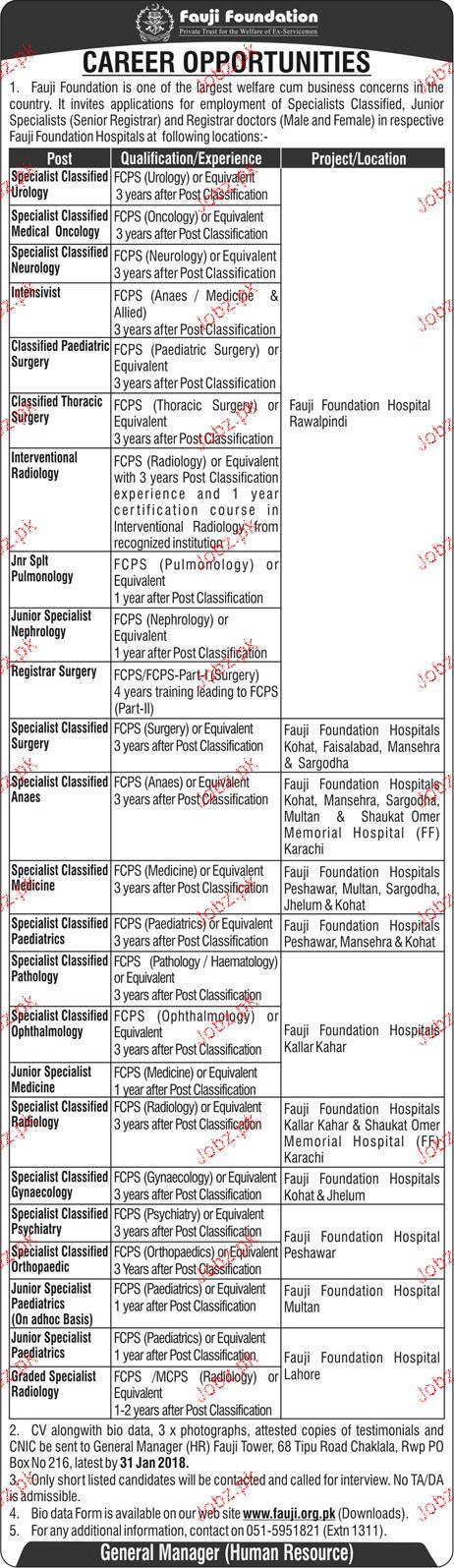 Fauji Foundation Medical College