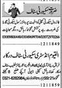 Security Guard & Security Staff Jobs
