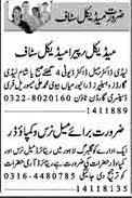 Medical Staff Jobs Opportunity