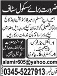 Al Ameer Foundation and College System Jobs