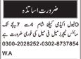 Science Teacher Jobs in Multan
