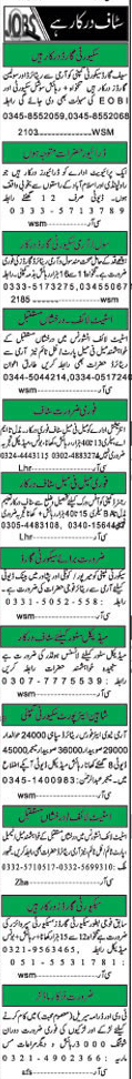 Multiple Career Opportunities 2018 For Islamabad