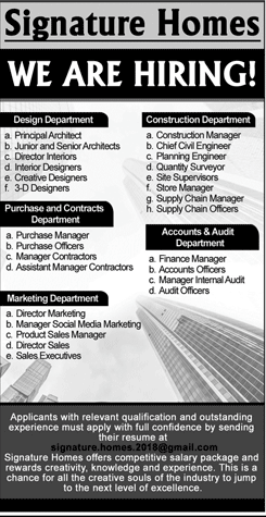 Principal Architects, Director Interior Job Opportunity