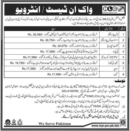 Managers, Incharge, Security Guard, Sweeper, Cook Jobs 2018