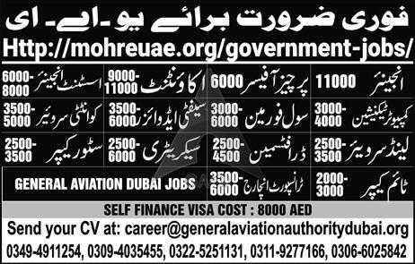 Engineers, Purchase Officers, Accountant Job Opportunity